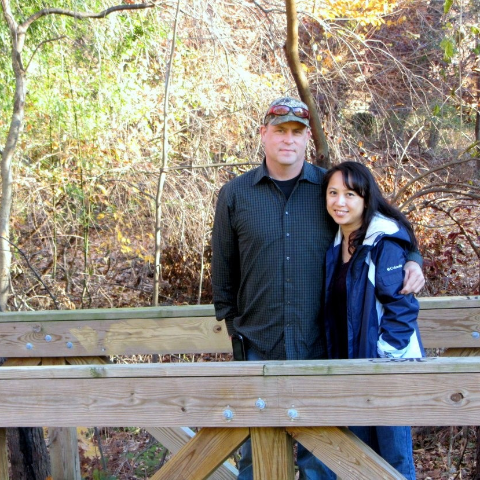 Erik and Julianne